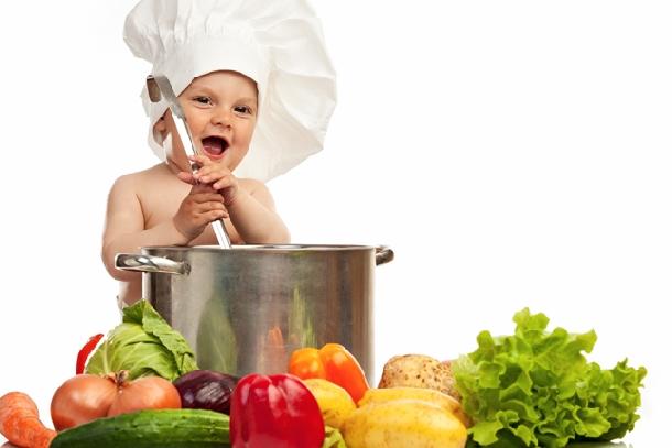Thực đơn cho bé 1 tuổi suy dinh dưỡng