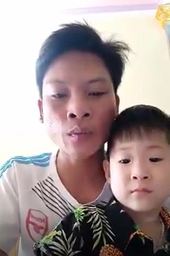 Bé Giáp - 3 tuổi - Bắc Giang - Khỏi trĩ độ 3